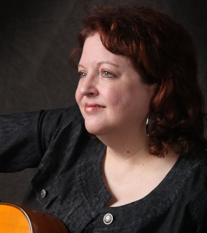 Emma Wynters performs with Beggers No Mo' this weekend at the Rez.