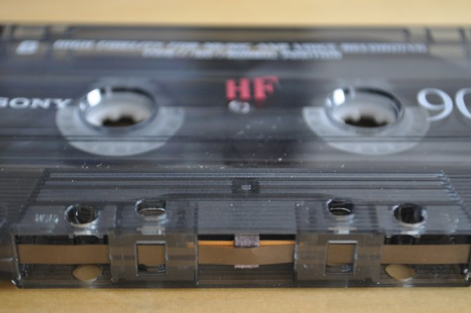 There&#39;s nothing quite as nostalgic as a mix tape.