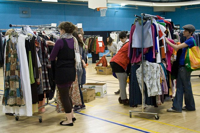 State shoppers can purchase clothing and footwear worth up to $100 without paying any state sales tax July 27-28.