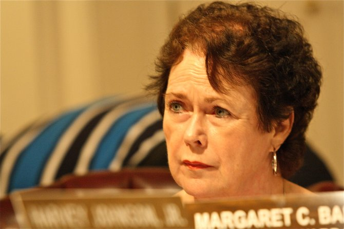 Ward 7 Councilwoman Margaret Barrett-Simon has fought for the Fortification Street renewal for years. Now she is setting her sights on drainage problems in the Ward.