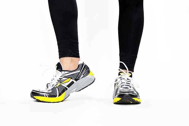 Each runner must find the shoe that works for them, whether they need more stability with a shoe like the Brooks Adrenaline, or a lighter option like the Mizuno Precision.