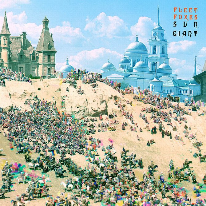 Fleet Foxes is a great band to study to.