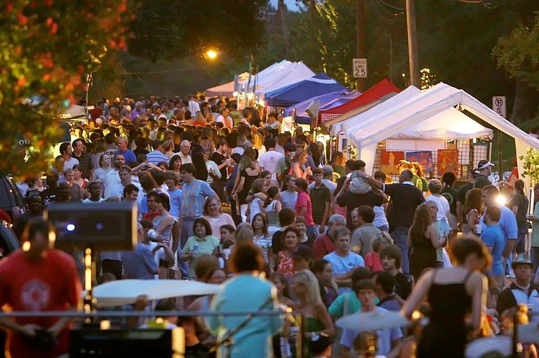 Belhaven's Bright Lights, Belhaven Nights attracted more than 3,000 people last year.