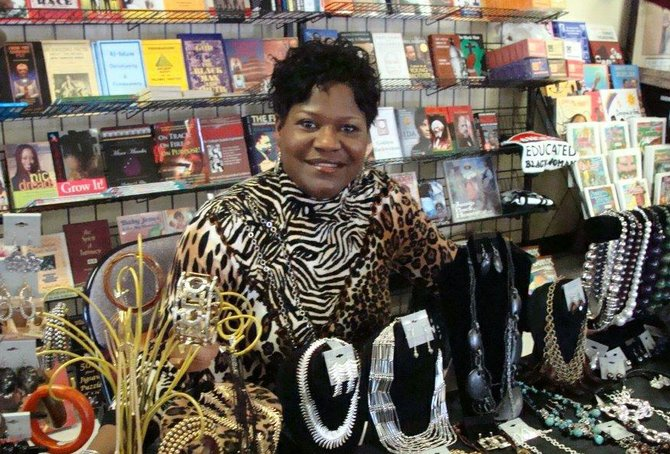 Lil's specializes in unique, affordable accessories and jewelry pieces, some of which owner Lillie Naylor handcrafts.