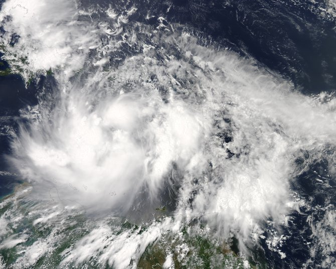 Isaac is expected to reach southern Florida and the Gulf of Mexico late Sunday night into early Monday morning.