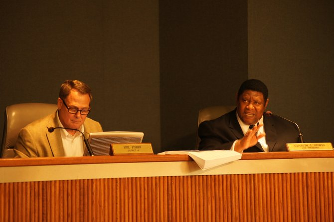 The Hinds County Board of Supervisors denied an expansion of the Faircloth Rubbish Landfill in Clinton.