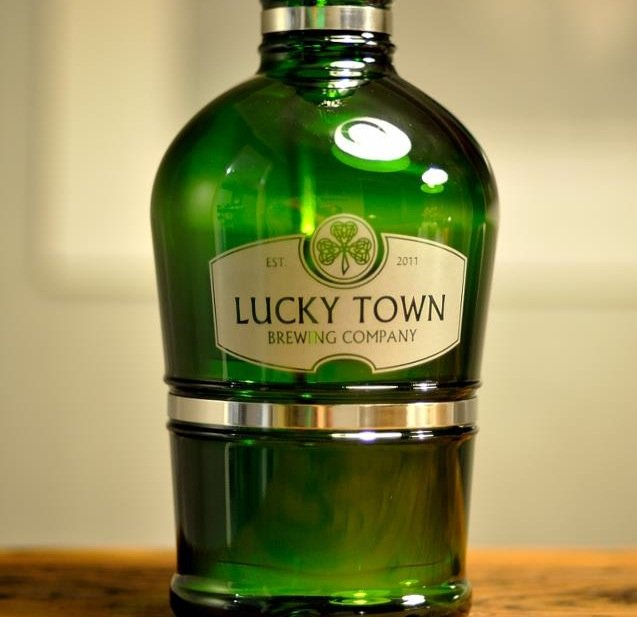 Madison-based Lucky Town Brewery has purchased its first fermenting tank and installed it at a brewery in Alabama.