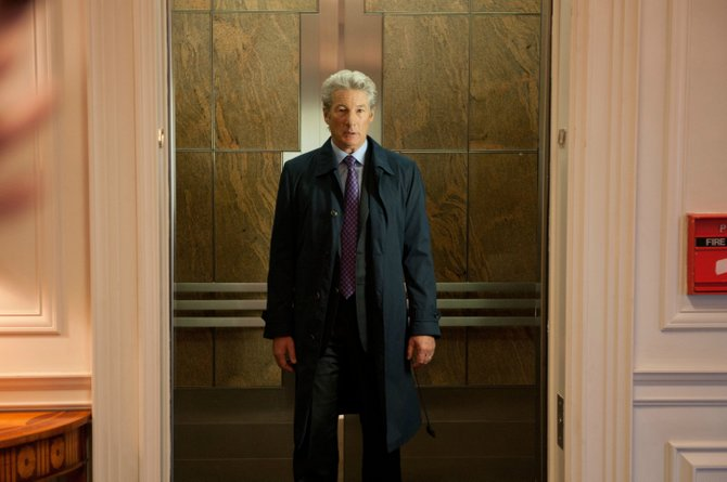 """Arbitrage"" provides an excellent part for Richard Gere's low-key style."
