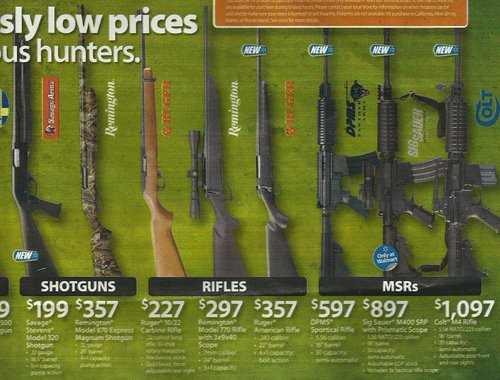 Assault rifles only at walmart quot by jackblog jackson free press