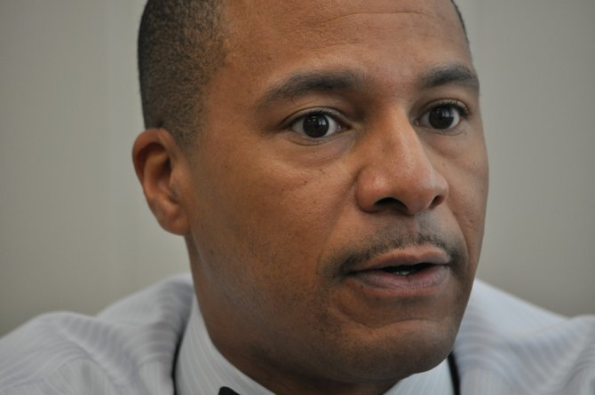 Superintendent Cedrick Gray is making waves early at JPS by taking the city to court over the Jackson City Council's refusal to increase property taxes to meet the school district's proposed budget.