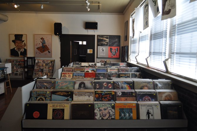 A night at Morningbell Records leads to introspection on Jackson's music scene.
