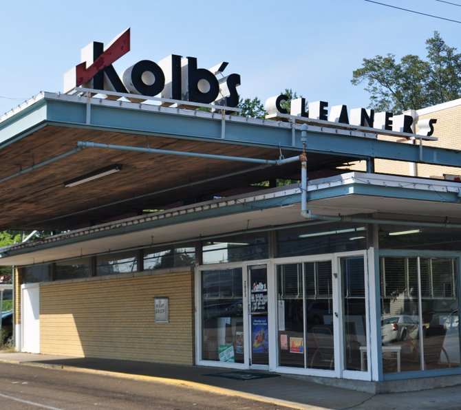"Although my mother shied away from ""dry clean only"" labels, I put my trust in Kolb's and am never disappointed."