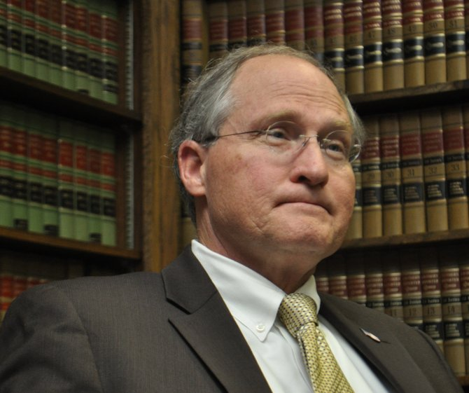 Chief Justice Bill Waller Jr.