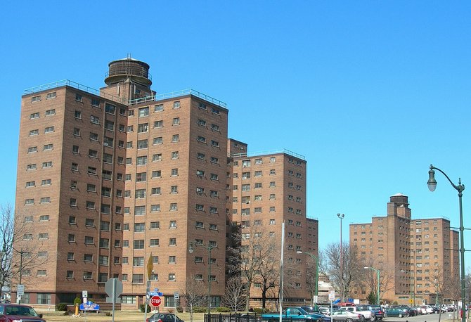 Public housing in Buffalo, NY
