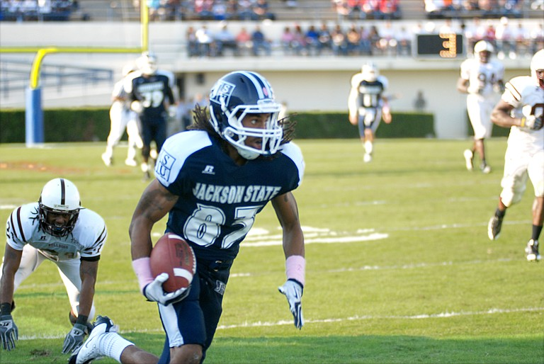 Jackson State is one game out of first place in the SWAC East after its win this week.