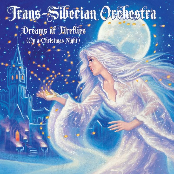 The Trans Siberian Orchestra's Christmas CD is a gift that won't get left in the closet.