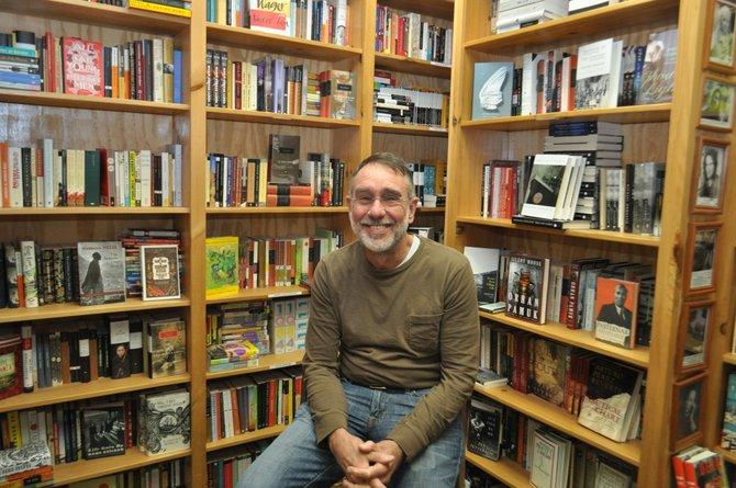 John Evans founded Lemuria Books in 1975.