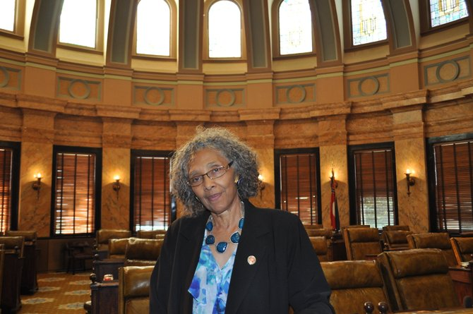 Rep. Alyce Clarke, D-Jackson, said research demonstrates that charter schools are not necessarily superior, alluding to an often-cited 2009 study by Stanford University that charter schools only outperform traditional public schools 17 percent of the time.