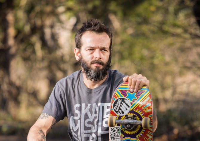 Austin Cannon wants to provide a safe, free place for Jackson skateboarders.