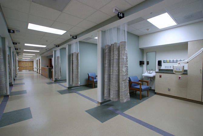 Brookings Hospital Emergency Room