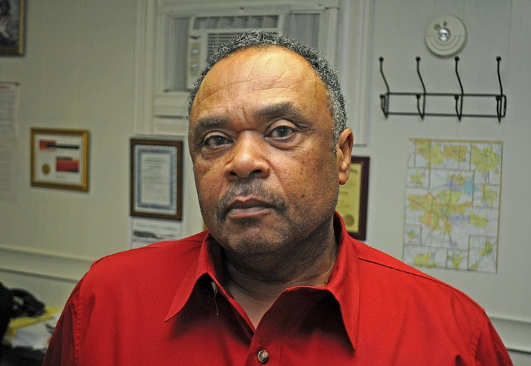 Jerry Lindsey, a pastor and soon-to-be retired Nabisco sales rep, is running for Ward 4 city councilman. Current Councilman Frank Bluntson is vacating the seat to run for mayor.