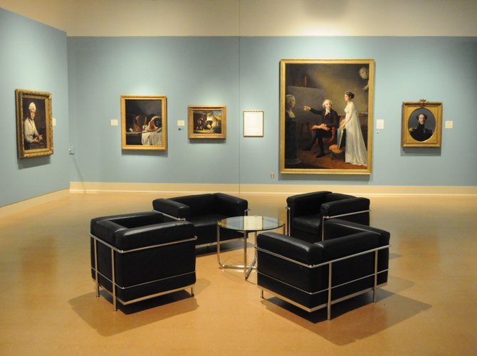 The Mississippi Museum of Art displays some of the world's most famous artists in its latest exhibit.