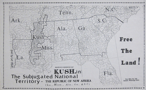 The Jackson-Kush District ... then and now, according to Chokwe Lumumba.