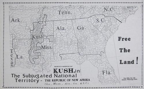 The Jackson-Kush District ... then and now, according to Chokwe Lumumba.