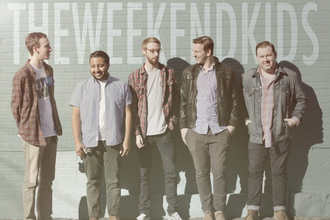 More local bands, such as The Weekend Kids, are turning toward making EPs instead of full-length albums.