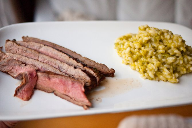 Beer adds complexity to a great meat marinade.
