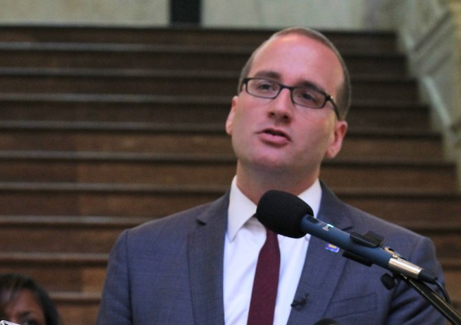 Chad Griffin, HRC's president and a southern Arkansas native, cited the South's civil-rights legacy as one reason discriminatory state laws could soon be struck down.