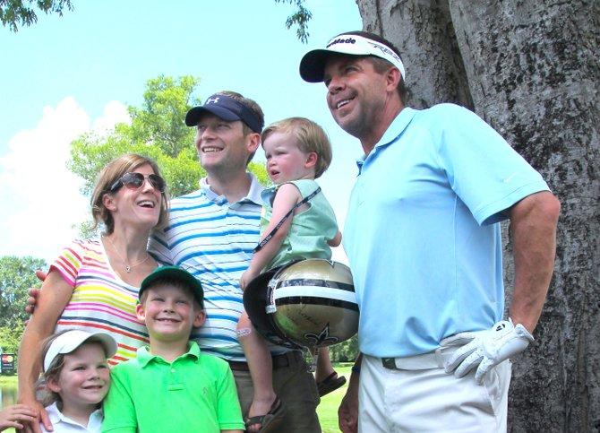 Sean Payton (far right)