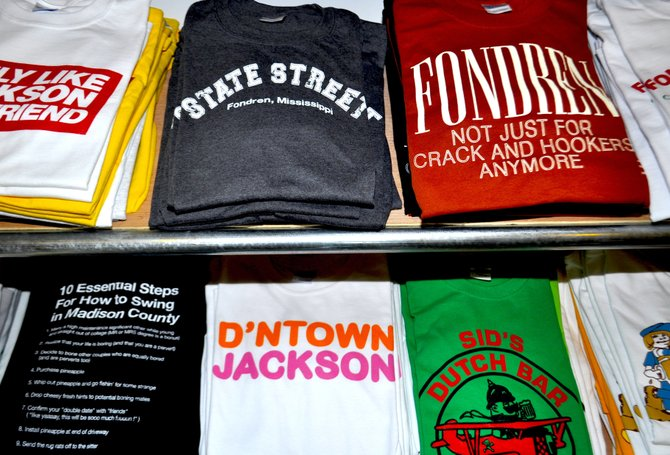 Studio Chane's Jackson shirts have been a style statement for more than two decades.