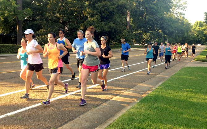 Hill running may seem daunting, but it has its health advantages.