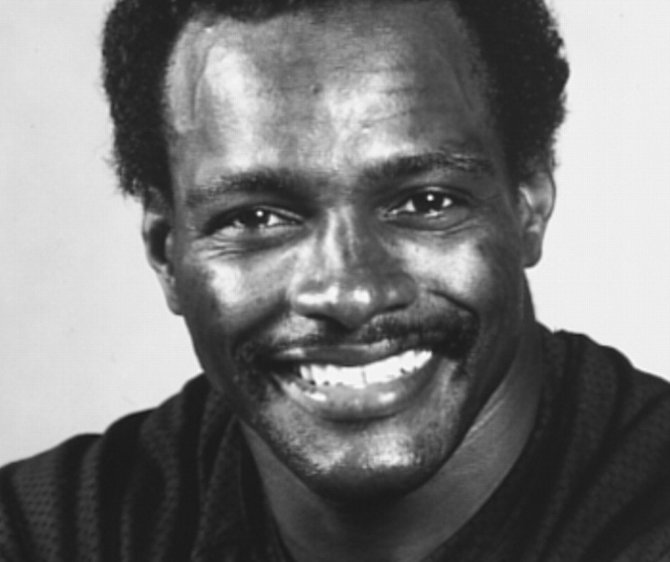 Walter Payton helped make a name for Jackson in the football world.