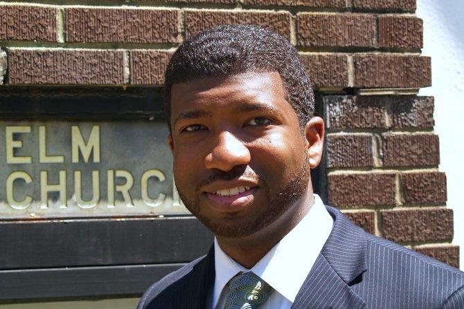 Rev. CJ Rhodes