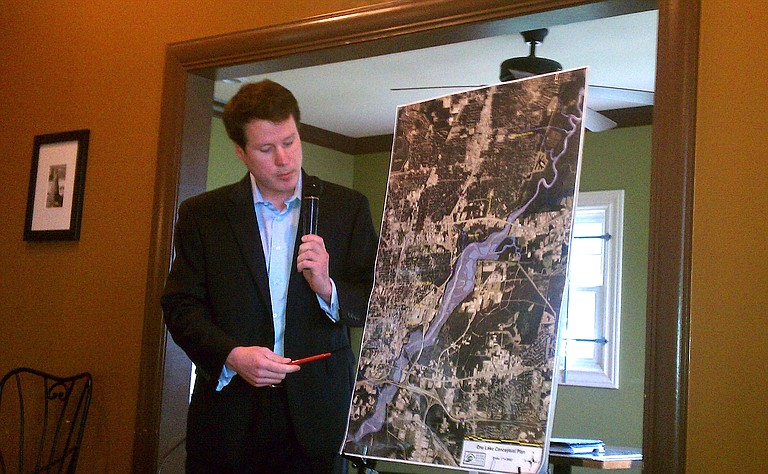 Dallas Quinn, spokesman for the Pearl River Vision Foundation, said St. Tammany Parish, La., officials failed to get input from his group before passing a resolution against the flood-control plan PRVF is developing with the loval Levee Board.