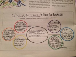 My idea for Jackson is a Community Involvement Center.