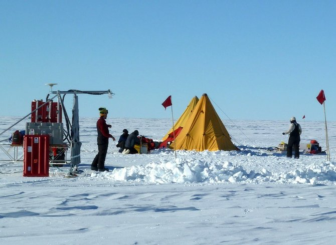 Researchers set up camp on a traverse of Antarctica to study snow accumulation on the West Antarctic Ice Sheet. The science of climate change may be more certain than ever, but the uncertainties continue to dominate the news.
