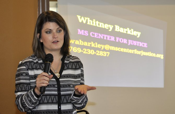 Whitney Barkley believes that college loan debt could be bad news for the U.S. economy.