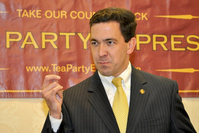 State Sen. Chris McDaniel's challenge of powerful incumbent U.S. Sen. Thad Cochran in the Republican primary demonstrates the GOP is more divided than ever.