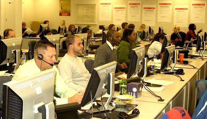 Insurance exchange call centers were touted by President Barack Obama this week as one of several alternatives for consumers having trouble shopping and enrolling in plans through healthcare.gov, the bug-ridden website run by the federal government for residents of 36 states.