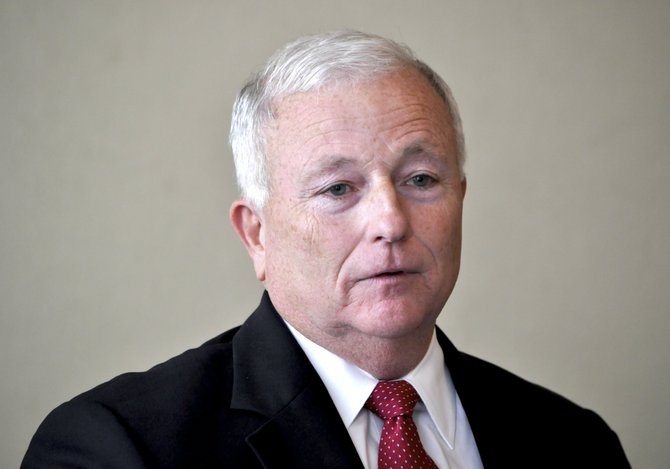 Steve Renfroe is the newest member of the Mississippi Public Service Commission.