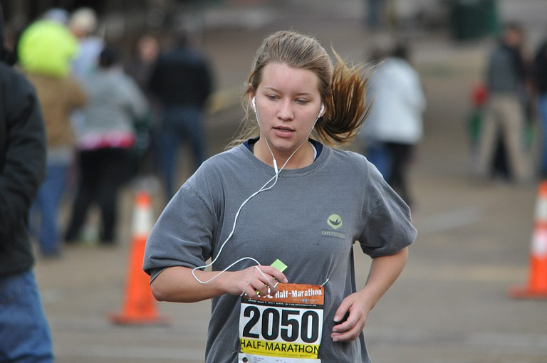The Mississippi Blues Marathon, which takes place Jan. 11, 2014, is the friendliest race around.