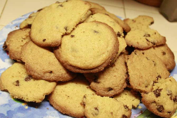 Baking chocolate chip cookies is easy if you understand the rules.