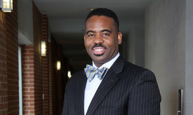 Dr. Robert Blaine said Jackson State University's iPad program helped closed the school's internal achievement gap, and has put JSU on the cutting edge of digital learning.