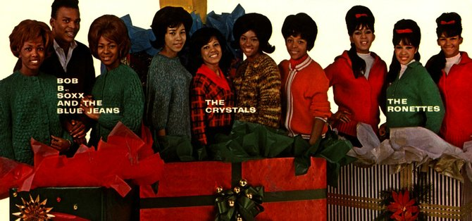 Ronettes Christmas.Rockin Around The Christmas Tree Jackson Free Press