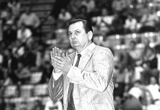 M.K. Turk had 301 wins as head coach of the University of Southern Mississippi Golden Eagles.