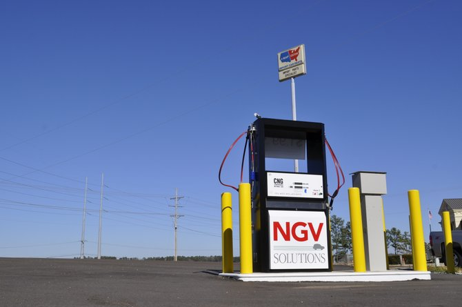 NGV Solutions recently completed work on the state's second public fueling station for natural gas vehicles in Flowood.