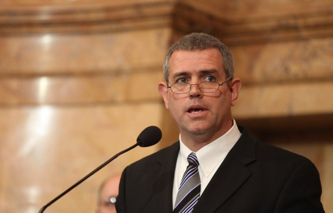 Lawmakers like Speaker Philip Gunn have proposed more than 200 education laws for the 2014 session, in what is poised to be the second consecutive legislative session with a heavy focus on schools.